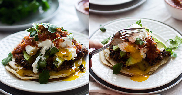 Use This Recipe to Create Your Very Own Custom Breakfast Tostada