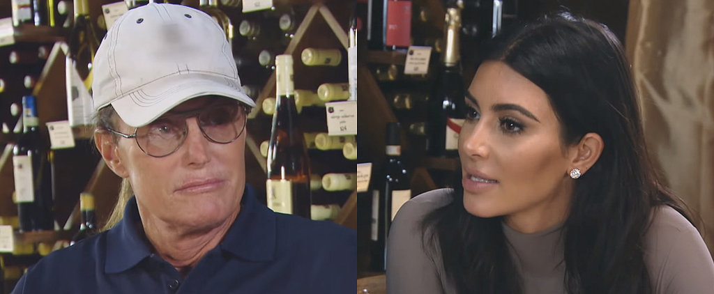 Kim Kardashian Gets Real With Bruce Jenner in Their Emotional Chat