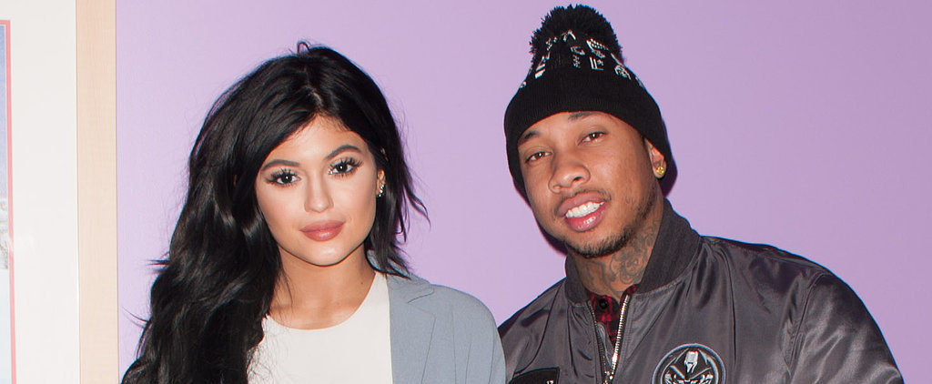 Tyga Goes Public With His Love For Kylie Jenner