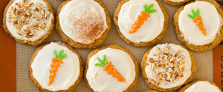 Forget Peeps and Make These Adorable Carrot Cake Cookies Instead