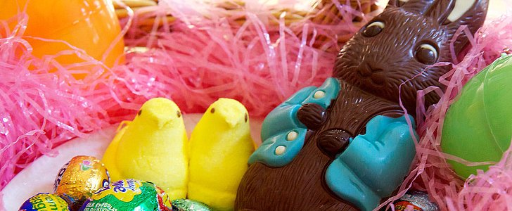 A Look at What 100 Calories of Easter Candy Looks Like (Hint: Not Much)