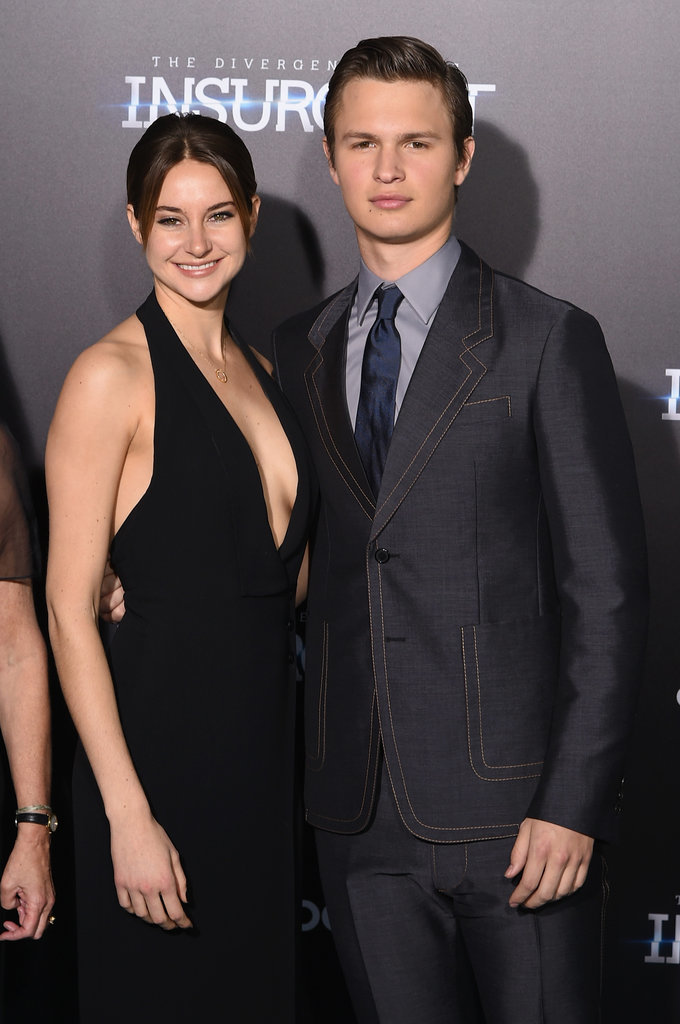 kahlil and harrison still dating after 10: shailene woodley and ansel elgort dating interview form