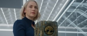 """Kate Winslet Says Insurgent's Shailene and Theo Are """"Reminiscent of Myself and Leo"""""""