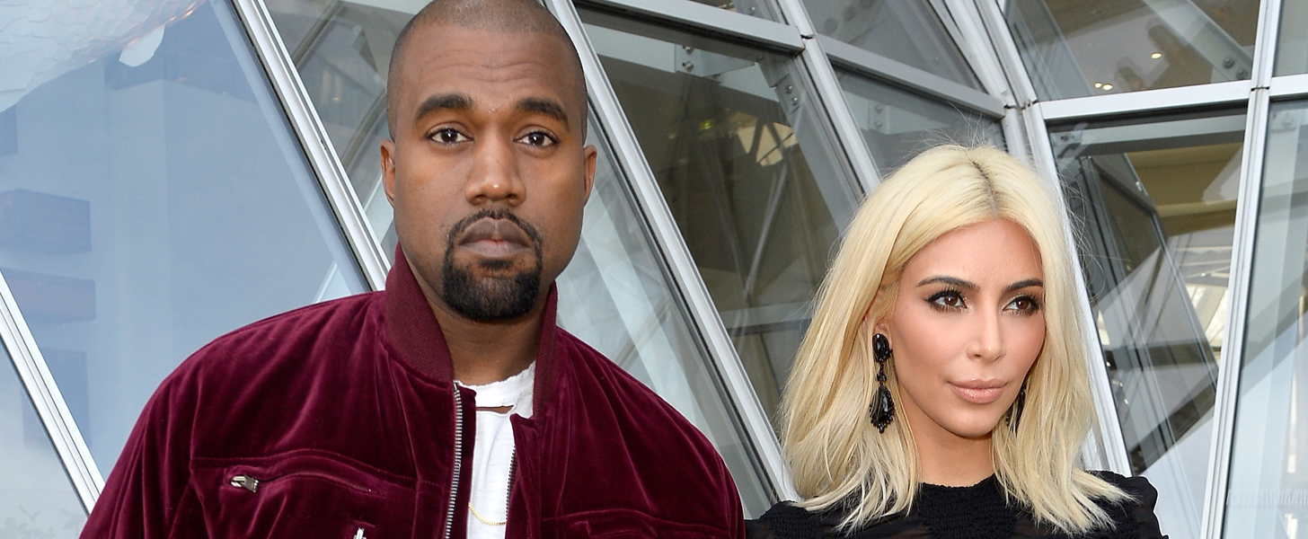 This Is How Kanye West Congratulates Kim Kardashian on Her Major Benchmark
