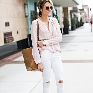 How To Wear White Skinny Jeans - Xtellar Jeans