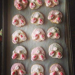 Bunny Butt Desserts