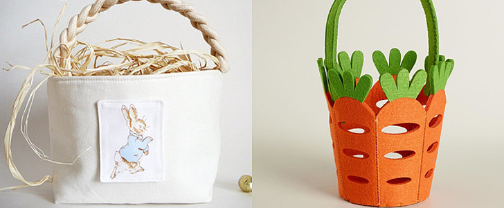 The 12 Best Easter Baskets For Sweet Chicks and Bunnies