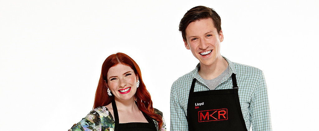 Annie Dishes on Competitiveness With MKR's Kat and Andre