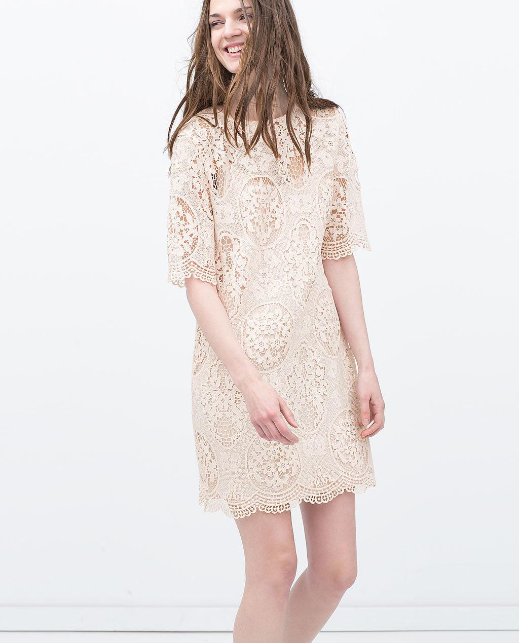 Zara Bridal Short Wedding Dresses 53