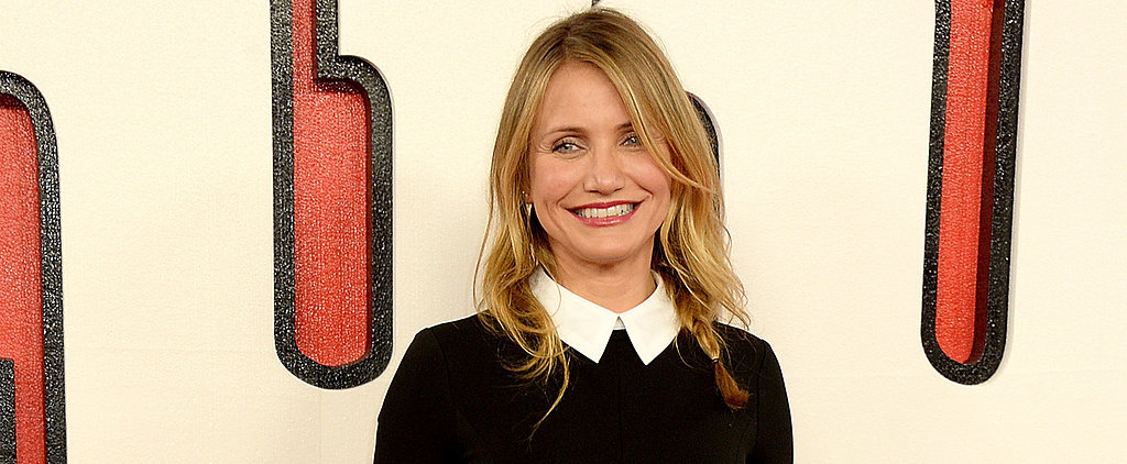 Cameron Diaz Has a Girls' Day With Nicole Richie