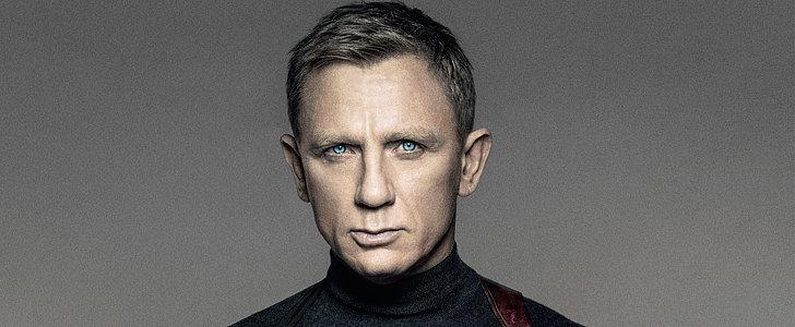 Bond Is Back! Daniel Craig Looks Fierce in the Spectre Posters