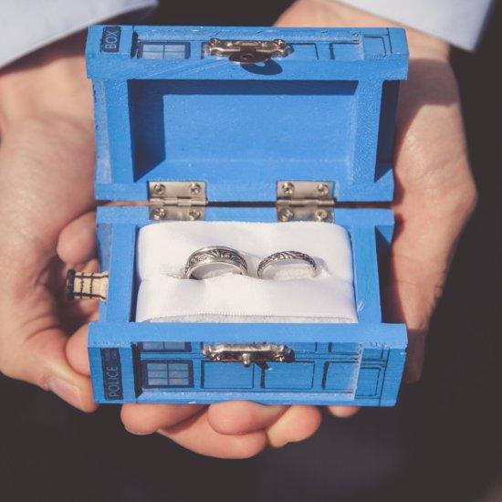 Doctor Who Wedding Photos