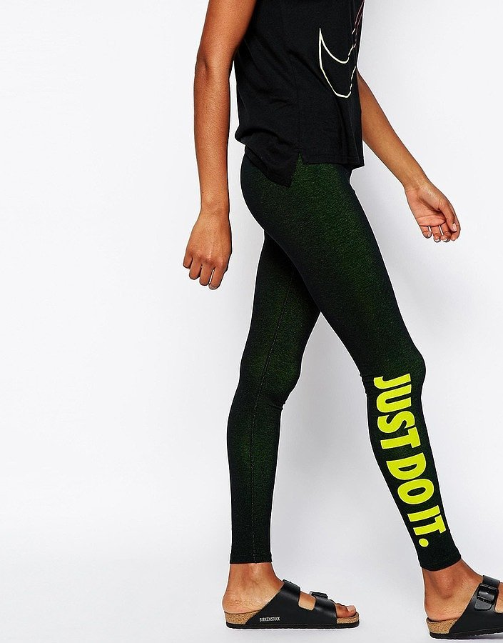 nike just do it leggings 58 look cool and work out. Black Bedroom Furniture Sets. Home Design Ideas
