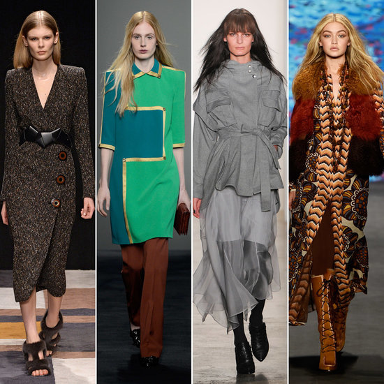 The 12 Autumn/Winter Fashion Trends You Need to Know About Now