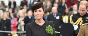 Kate Middleton's Lucky Charm Stole the Spotlight This St. Patrick's Day