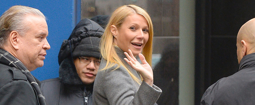 Gwyneth Paltrow Says She's Actually Quite Average