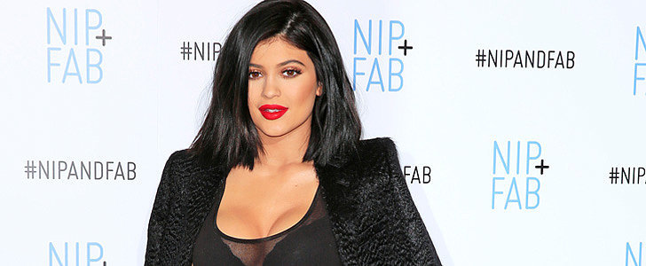 You Won't Believe Kylie Jenner's Gym Outfit