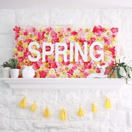 Flower DIYs For Spring