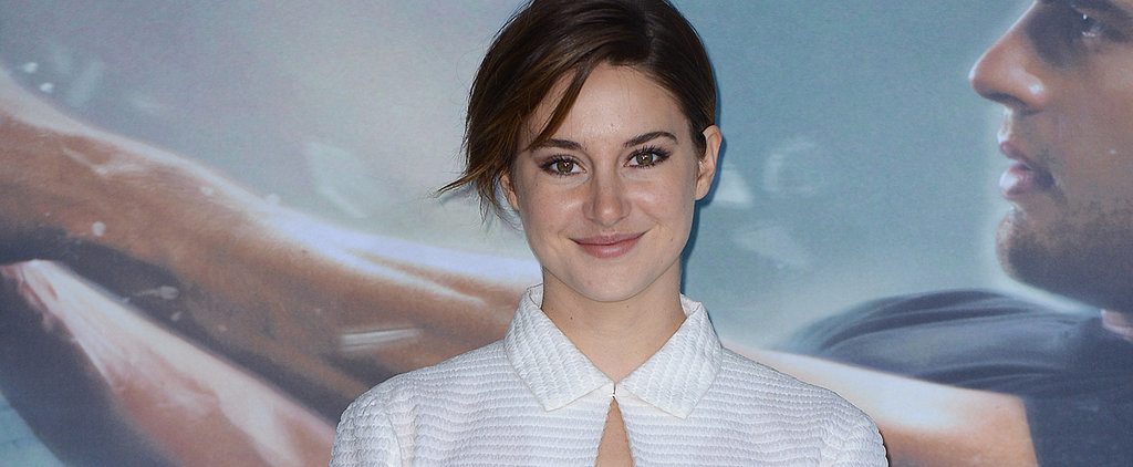 Shailene Woodley's Simple Life: Yoga, Foraging, and Making Toothpaste