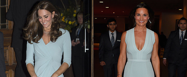 Pippa Middleton Just Gave Kate a Run For Her Money in This Dress