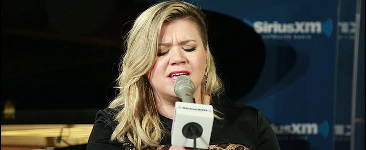 """Kelly Clarkson Singing """"Give Me One Reason"""" Proves She's the Queen of Covers"""