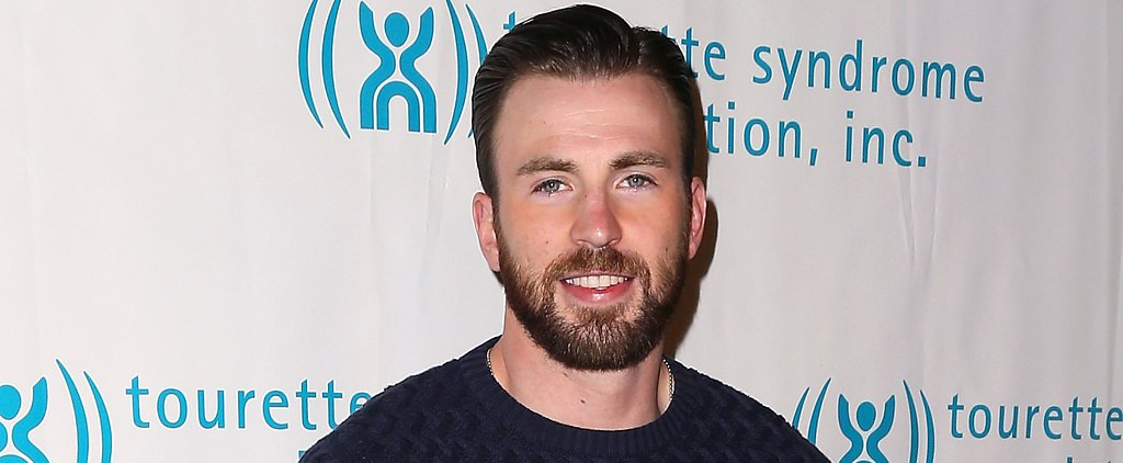 Chris Evans Steps Out After Lily Collins Dating Rumors