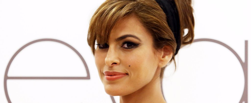 Eva Mendes Reveals the Secret to Keeping Ryan Gosling Happy