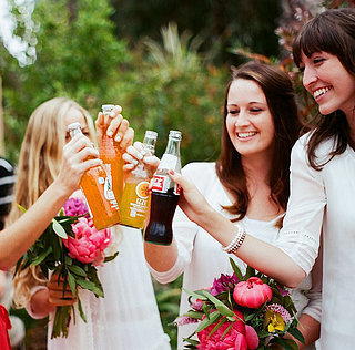 Dry Wedding Drink Ideas