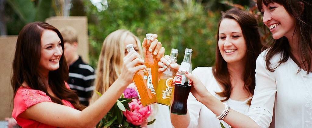 Amazing Drink Ideas For a Dry Wedding