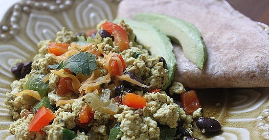Southwestern Tofu Scramble | Cutting Back on Carbs? Start Your Day off ...
