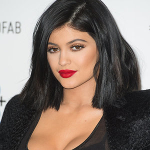 Celebrity Beauty: Kylie Jenner Lips Lipstick And Lip Liner