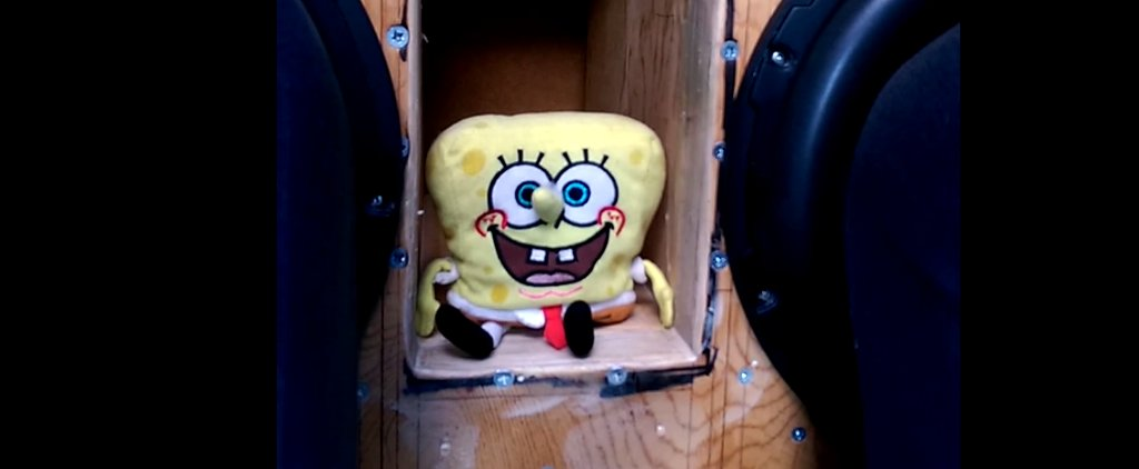 Did You Know That SpongeBob Is All About That Bass?