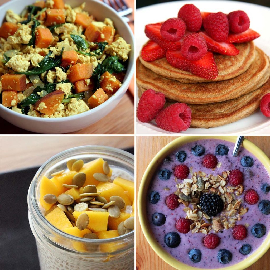Vegan Breakfast Recipes | POPSUGAR Fitness