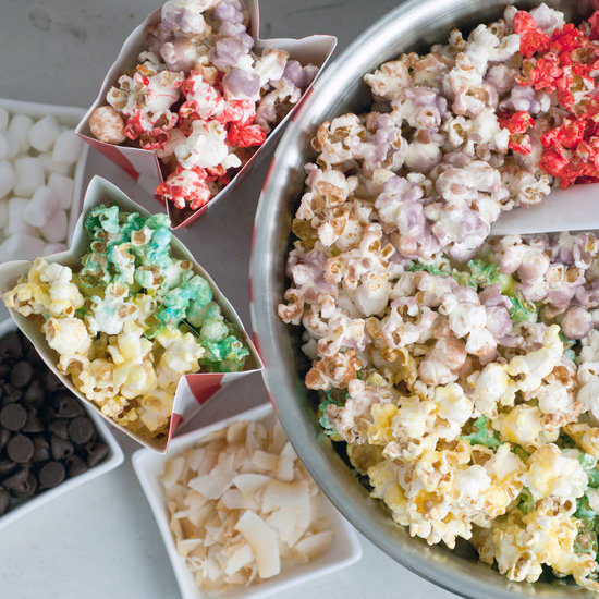 Fairy-Dusted Popcorn