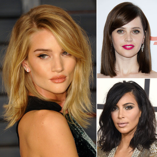 Celebrities With the Clavicut Hairstyle