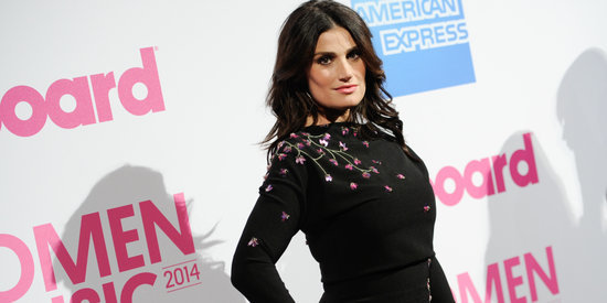 Idina Menzel Dyes Her Hair Blond, And The Elsa Comparisons Commence