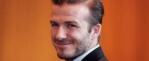 Es gibt kein einziges schlechtes Foto von David Beckham