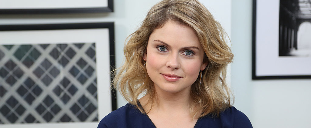 You'll Never Meet a Zombie as Charming as Rose McIver
