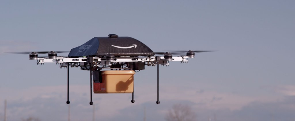Amazon Gets Clearance to Fly Drones