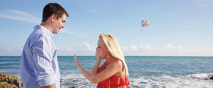 POPSUGAR Shout Out: This Caribbean Proposal Will Inspire Destination Engagements