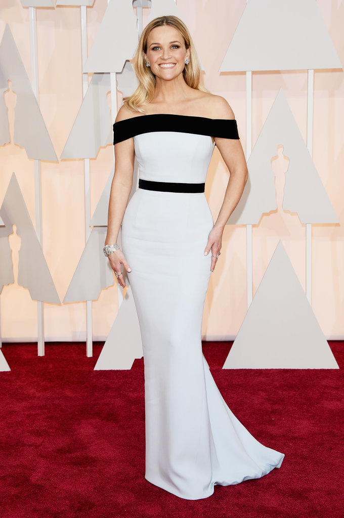 Reese wowed at the Oscars in February 2015.
