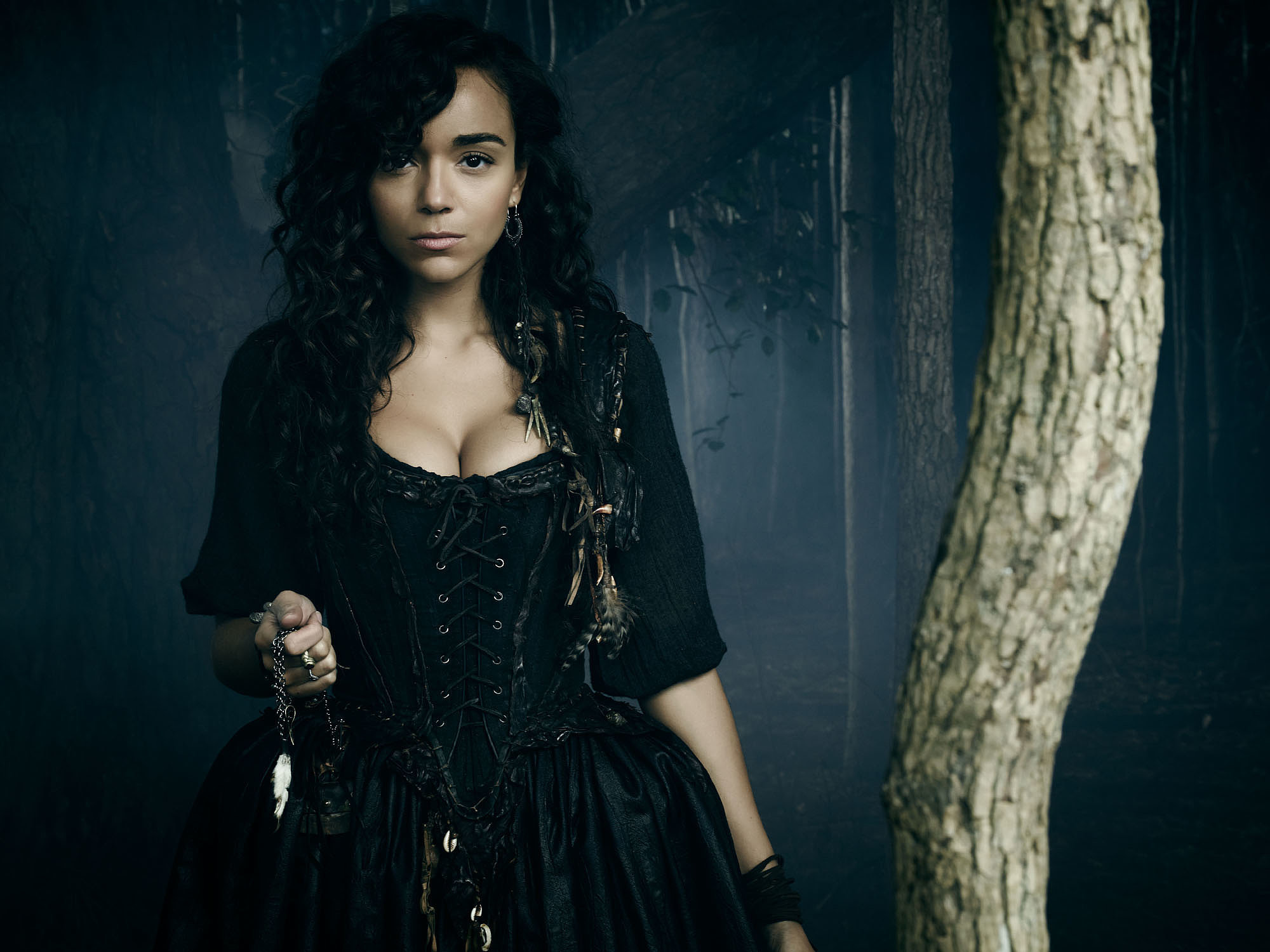Tituba | 5 Salem TV Show Characters Who Are Based on Real People ...