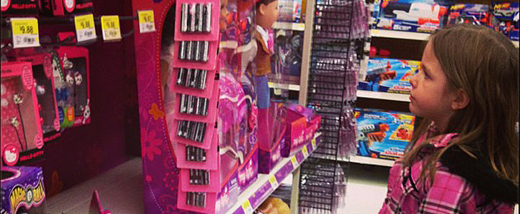 Is It Time to Ban the Pink Aisle?