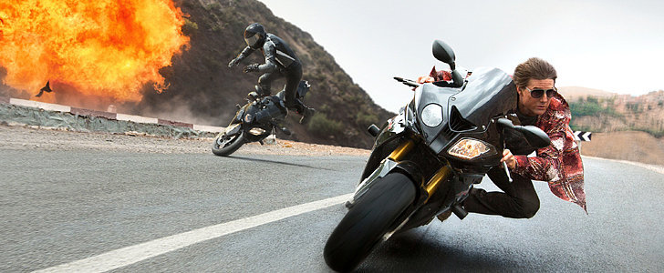 Mission: Impossible 5 Trailer: In Which Tom Cruise Reminds Us What an Action Star Is
