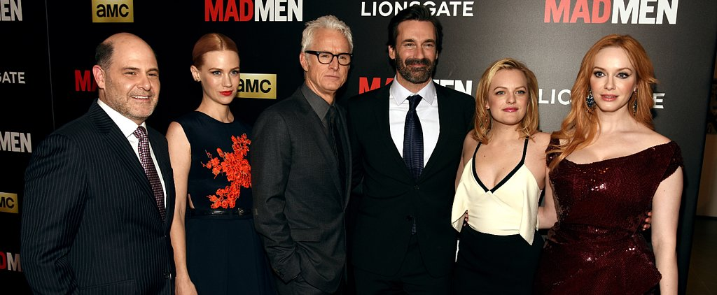 The Cast of Mad Men Attend a Special Screening in New York
