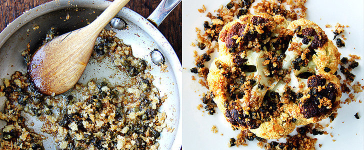 Minimal Ingredients Make For a Delicious and Flavorful Roasted Cauliflower Dish