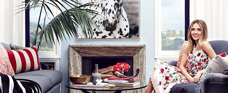 Jessica Alba Upcycled Her First Home Into a Luxe Rental Property