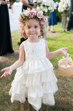 11 Gorgeous Hairstyles For Little Flower Girls