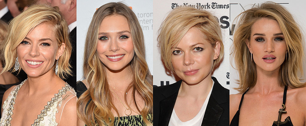 25 Fresh Blonde Shades to Show Your Hairdresser