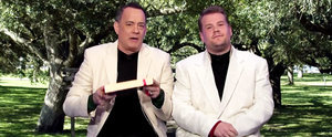 Tom Hanks Re-Creates Every Tom Hanks Movie in Under 8 Minutes